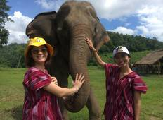 Thailand Elephants & Adventure Tour