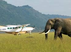 3 Days 2 Nights Flying Safari Luxury Package Tortilis Amboseli - High End Tour