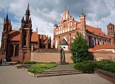 Historical Baltic Tour - 8 Days Tour