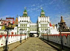 Golden Rind & Russian Capitals Historical Trip - 10 Days  Tour
