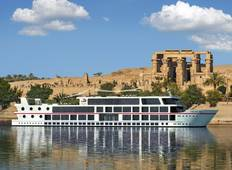 4 Nights / 5 Days At Sunrise Mahrosa Cruise From Luxor To  Aswan  Tour