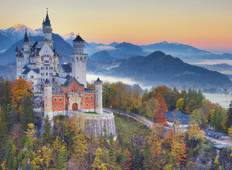 Jewels of Europe with Alpine Highlights & Oberammergau Tour