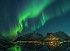 Dover - North Cape - Dover: Northern Lights and Fjords Expedition Tour