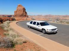 Arches National Park & Canyonlands National Park 2-Day Road-Based Limousine Tour from Salt Lake City, Utah Tour