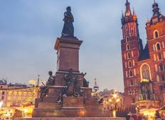 Christmas Markets of Poland Prague and Germany (Small Groups, 8 Days) Tour