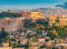 Discover the Mediterranean from Venice to Athens Tour