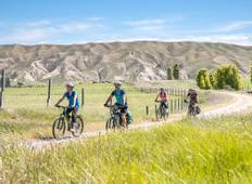 Cycle New Zealand: Otago Rail Trail Tour