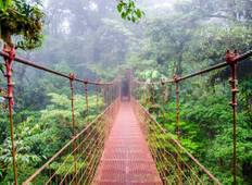 Monteverde Cloudforest Essences, Short Break Tour