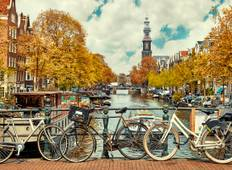 Springtime in Holland & Belgium with 1 Night in Amsterdam Tour
