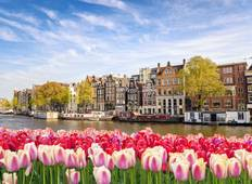 Magnificent Europe with 1 Night in Amsterdam Tour