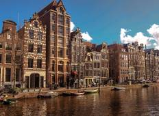 Romantic Rhine with 1 Night in Amsterdam (Southbound) Tour