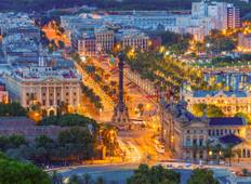 Burgundy & Provence with 2 Nights in Paris, 2 Nights in Nice & 3 Nights in Barcelona (Southbound) Tour
