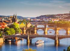 Active & Discovery on the Danube with 2 Nights in Prague & 1 Night in Budapest (Eastbound) Tour