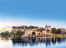 Burgundy, the River Rhone and Provence (Avignon to Lyon) Tour