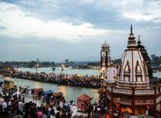 Golden Triangle Tour With Religious City, Haridwar And Rishikesh Tour