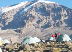 Mount Meru Trekking 4 Days Tour