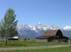 Western Trails mit Rapid City, Grand Teton und Yellowstone Rundreise