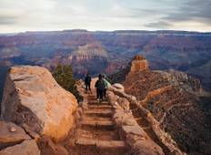 USA – 5 Days Grand Canyon Rim to Rim Backpacking Adventure Tour