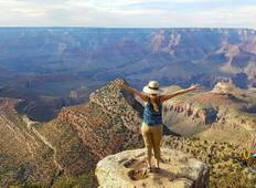 National Parks – 8 Days Zion Bryce Antelope Monument Valley Grand Canyon Death Valley Yosemite Tour