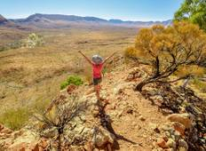 Trek the Larapinta Trail Tour
