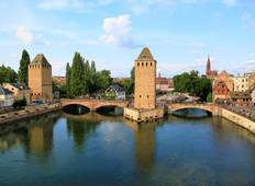Alsatian & Strasbourg Adventure Trip - 4 Days Tour
