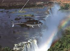 Chobe and Victoria Falls Tour