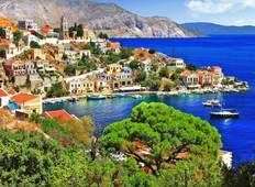 Bodrum - South Dodecanese - Bodrum with A/C Boats Tour