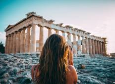 6 day Self-Drive Mythical Peloponnese, Castles & Paths Tour