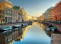CityBreak in Saint Petersburg  Tour