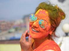 Festival of Colours Tour with Rajasthan Tour