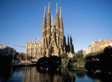 Barcelona, Madrid & Seville - 9 days INDEPENDENT JOURNEY by train Tour