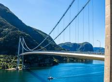 Norway: Fjords and Glaciers Tour