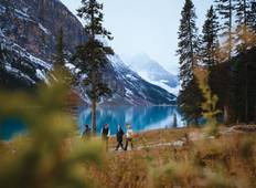 Best of the Canadian Rockies to Vancouver Tour