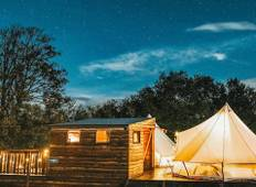 Wildnis-Glamping in Wales (4 Tage) Rundreise