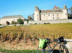 Weinradtour In Burgund - Umweg Mini Adventure Rundreise