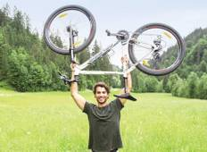 Hike Bike And Raft In The Austrian Alps Tour