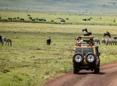 10-Day Tanzania Camping Safari Northern Circuit Tour