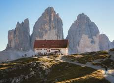Around the Dolomites Tour