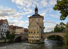 Cycle Romantic Main (from Bamberg) Tour