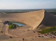 Dunhuang to Jiayuguan and Zhangye 5-Day Tour  Tour