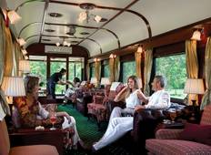 Cape Town, Luxury Train & Luxury Nature Reserve  Tour