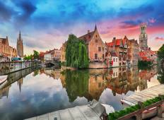 Cycling from Brussels to Bruges Tour