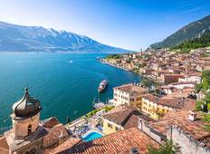 Lake Reschen – Verona: Light-footed pedalling downhill to the South. Tour