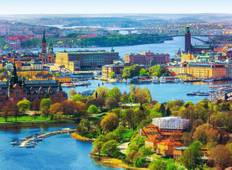 Complete Scandinavian Adventure - 22 days  Tour