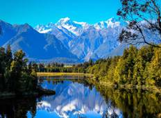 New Zealand West Coast Adventure Tour