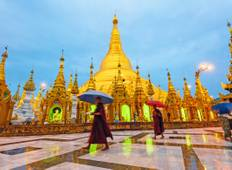 Best of Myanmar Tour