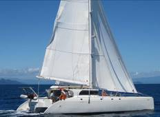 Cruise to the Radama archipelago by catamaran Tour