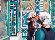 Uzbekistan: With flair Tour