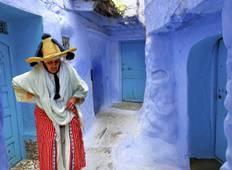 """Asilah & Chefchaouen Art Work Tour 