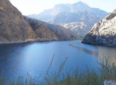 8-Day Tajikistan Fann Mountains Exploration Tour